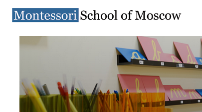 Montessori School of Moscow